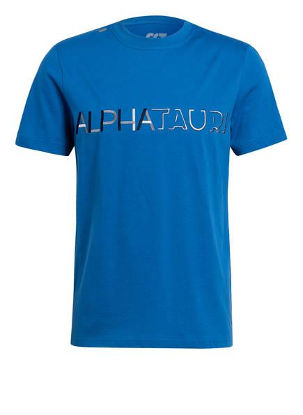 ALPHATAURI T-Shirt JANOS V1.Y4.01, Farbe: BLAU (Bild 1)