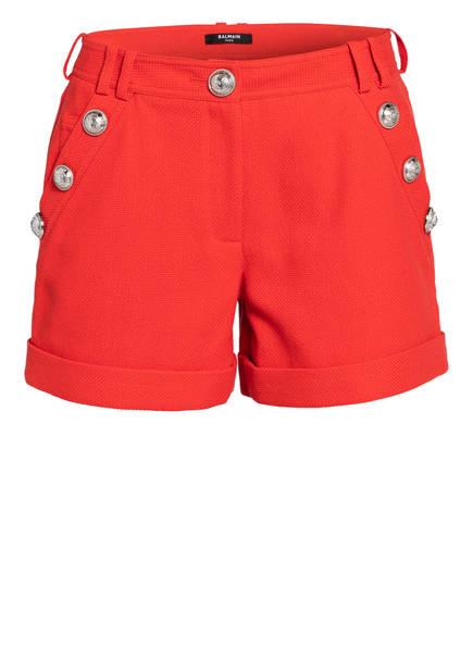 BALMAIN Shorts , Farbe: ROT (Bild 1)