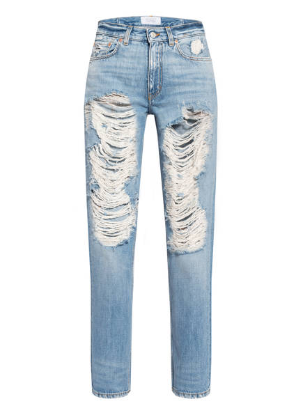 GIVENCHY Destroyed-Jeans , Farbe: 452 LIGHT BLUE (Bild 1)