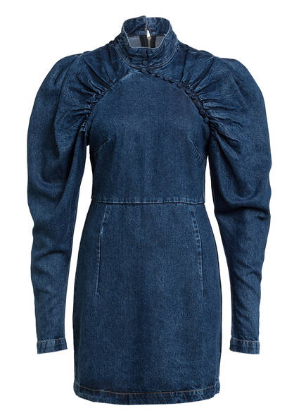 ROTATE BIRGER CHRISTENSEN Jeanskleid KIM, Farbe: 3404 MEDIUM BLUE (Bild 1)