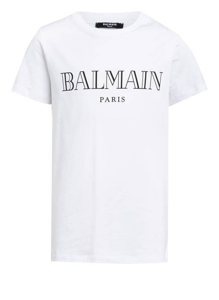 BALMAIN T-Shirt, Farbe: WEISS (Bild 1)