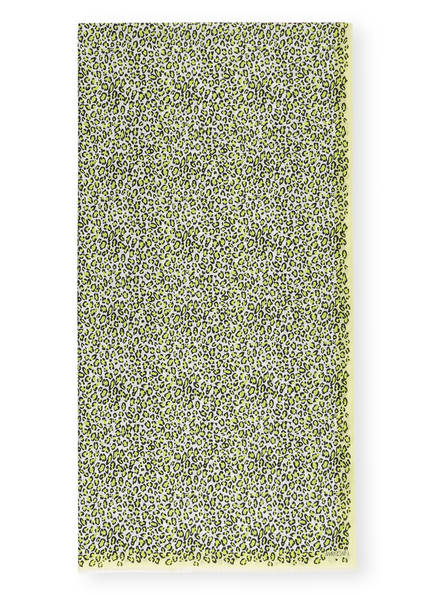 MARCCAIN Schal, Farbe: HELLGRÜN/ WEISS/ SCHWARZ (Bild 1)