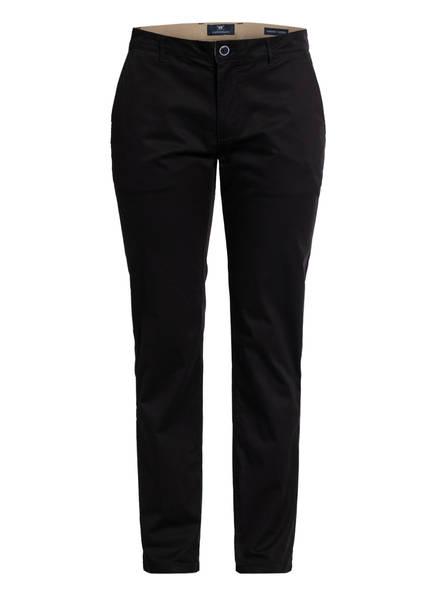 STROKESMAN'S Chino Slim Fit, Farbe: SCHWARZ (Bild 1)