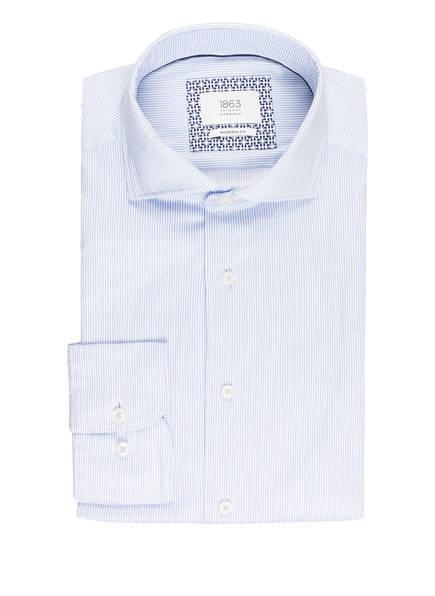 ETERNA Hemd Modern Fit, Farbe: HELLBLAU/ WEISS GESTREIFT (Bild 1)