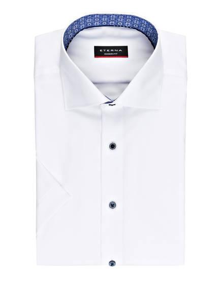 ETERNA Halbarm-Hemd Modern Fit, Farbe: WEISS (Bild 1)