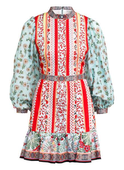 alice+olivia Kleid RAYA , Farbe: MINT/ ROT/ SCHWARZ (Bild 1)