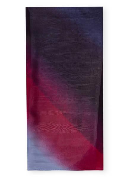 BECKSÖNDERGAARD Schal JAY, Farbe: BLAU/ LILA (Bild 1)