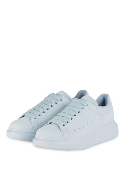 ALEXANDER McQUEEN Plateau-Sneaker, Farbe: HELLBLAU (Bild 1)