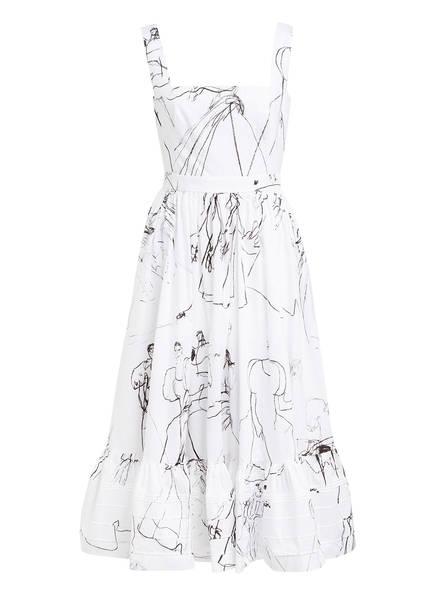 ALEXANDER McQUEEN Kleid , Farbe: ECRU/ SCHWARZ (Bild 1)