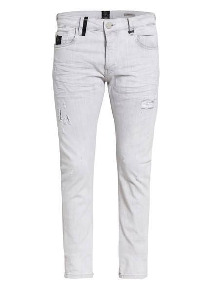 ER ELIAS RUMELIS Destroyed Jeans NOEL Skinny Fit, Farbe: ICE GREY (Bild 1)