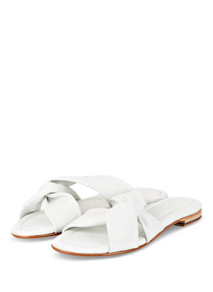 MELVIN & HAMILTON Pantoletten HANNA 56, Farbe: WEISS (Bild 1)
