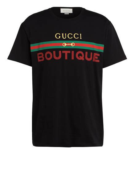 GUCCI T-Shirt, Farbe: SCHWARZ (Bild 1)
