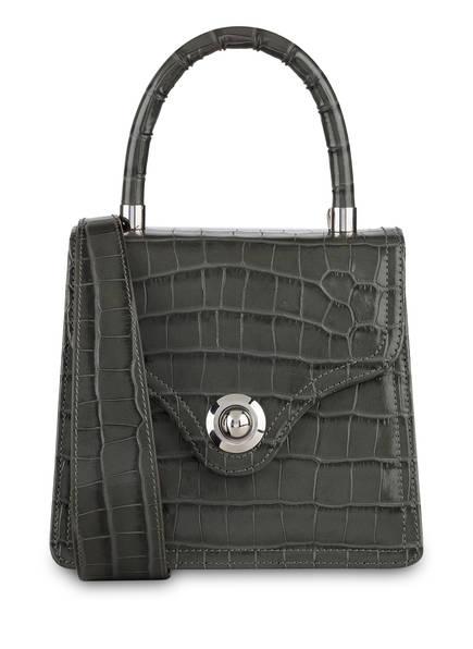 RATIO ET MOTUS Handtasche LADY BAG, Farbe: DUNKELGRÜN (Bild 1)