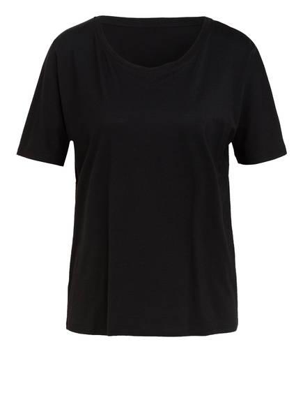 FUNKTION SCHNITT, T-Shirt BATTY, Farbe: SCHWARZ (Bild 1)