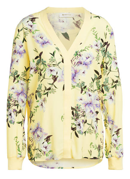 rich&royal Blusenshirt, Farbe: GELB/ GRÜN/ LILA (Bild 1)