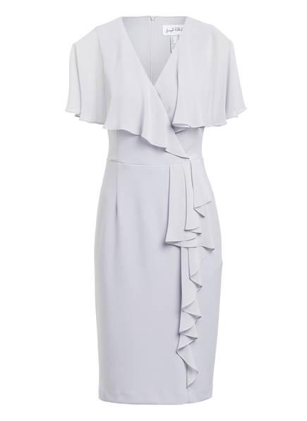 Joseph Ribkoff Kleid mit Volantbesatz, Farbe: HELLGRAU (Bild 1)