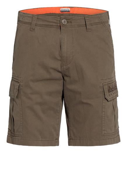 NAPAPIJRI Cargo-Shorts NAAMA, Farbe: KHAKI (Bild 1)