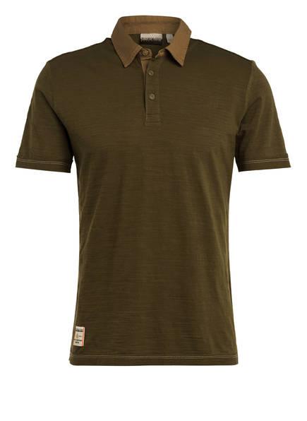 NAPAPIJRI Jersey-Poloshirt ELTON, Farbe: KHAKI (Bild 1)