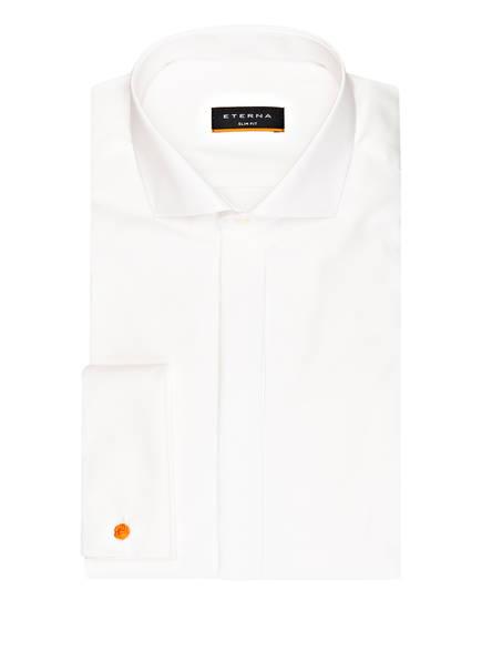 ETERNA Hemd Slim Fit mit Umschlagmanschette, Farbe: WEISS (Bild 1)