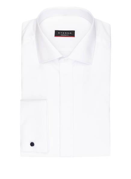 ETERNA Hemd Modern Fit mit Umschlagmanschette, Farbe: WEISS (Bild 1)