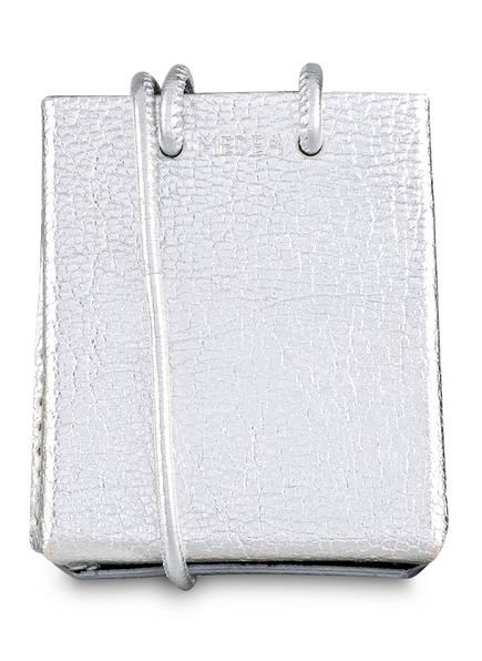 MEDEA Micro Bag MINI MEDEA, Farbe: SILBER (Bild 1)