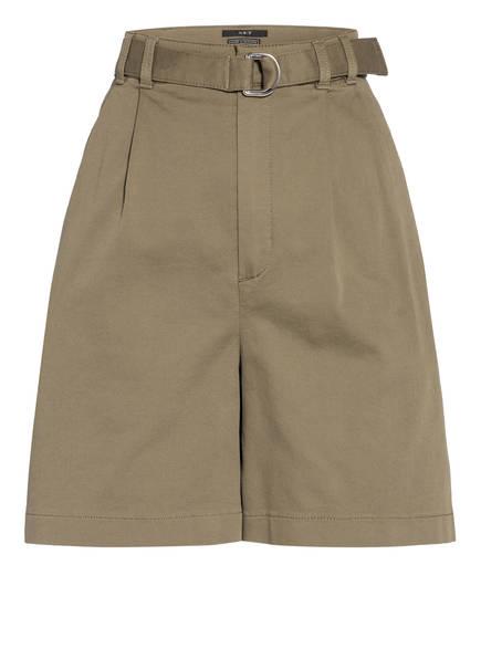 SET Paperbag-Shorts, Farbe: KHAKI (Bild 1)