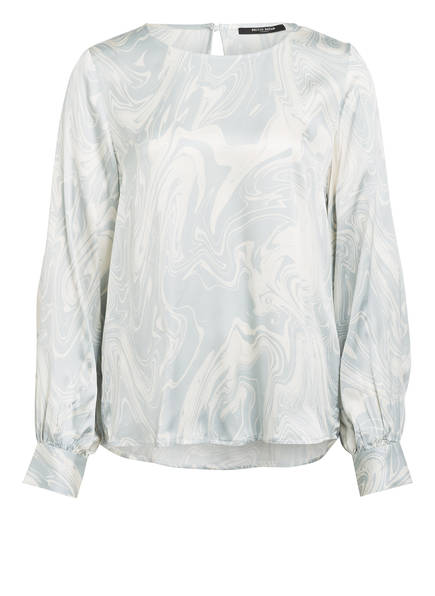 BRUUNS BAZAAR Blusenshirt, Farbe: HELLBLAU/ WEISS (Bild 1)