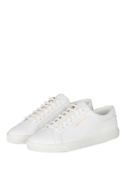 SAINT LAURENT Sneaker ANDY, Farbe: OPTIC WHITE (Bild 1)