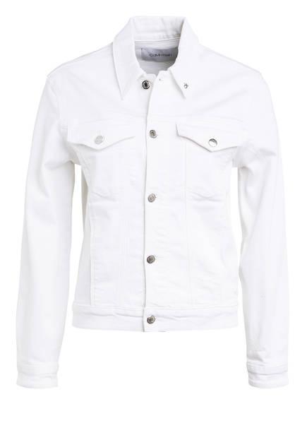 Calvin Klein Jeans-Jacke, Farbe: WEISS (Bild 1)