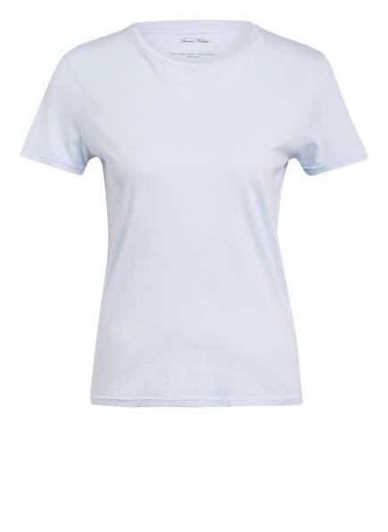 American Vintage T-Shirt, Farbe: HELLBLAU (Bild 1)