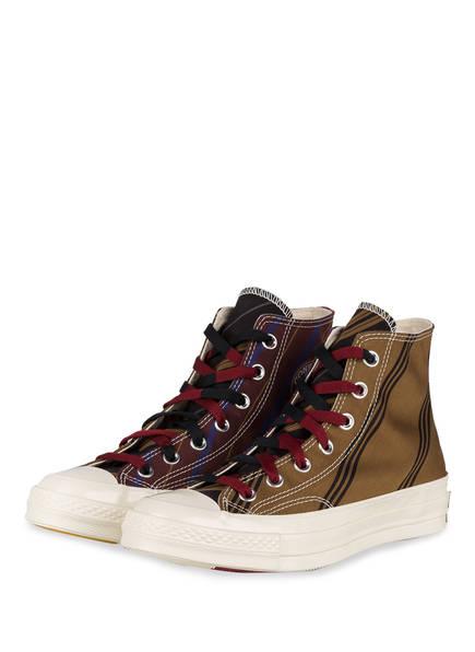 CONVERSE Hightop-Sneaker VARSITY CHUCK 70 , Farbe: BRAUN/ LILA (Bild 1)