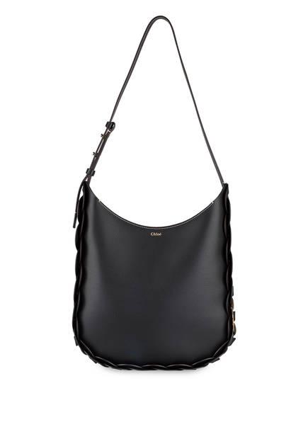 Chloé Hobo-Bag DARRYL LARGE, Farbe: BLACK (Bild 1)