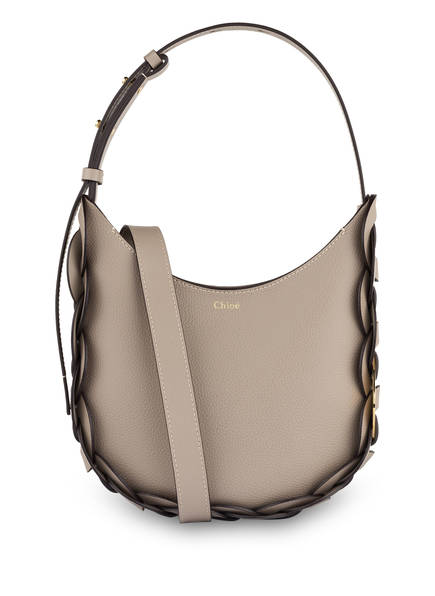 Chloé Hobo-Bag DARRYL SMALL, Farbe: MOTTY GREY (Bild 1)