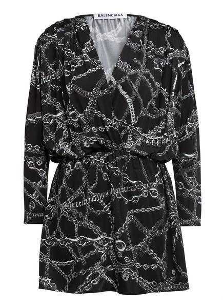 BALENCIAGA Jerseykleid , Farbe: SCHWARZ (Bild 1)