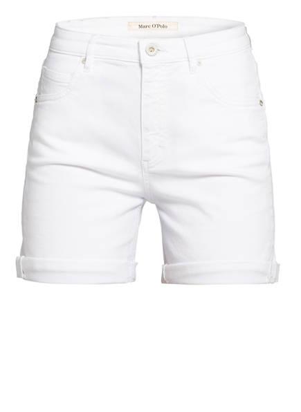Marc O'Polo Jeans-Shorts, Farbe: 100 WHITE (Bild 1)