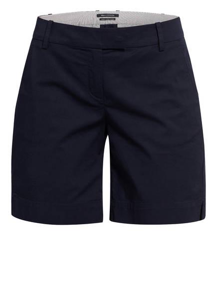Marc O'Polo Shorts, Farbe: DUNKELBLAU (Bild 1)