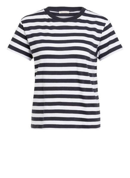 Marc O'Polo T-Shirt, Farbe: DUNKELBLAU/ WEISS GESTREIFT (Bild 1)
