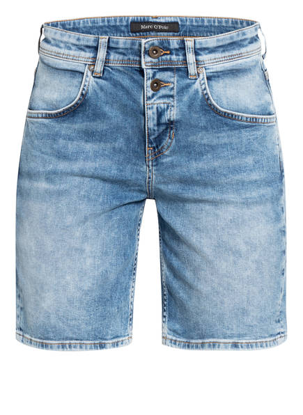 Marc O'Polo Jeans-Shorts , Farbe: 006 EASY BLUE WASH (Bild 1)