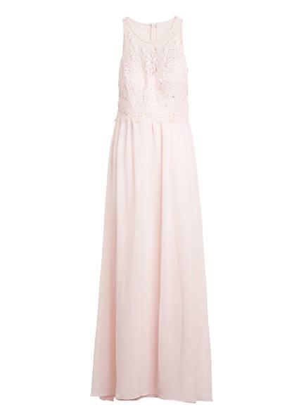 VM VERA MONT Abendkleid mit Spitzenbesatz, Farbe: HELLROSA (Bild 1)