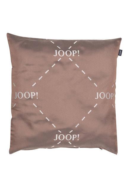 JOOP! Dekokissenhülle J!SHARP, Farbe: TAUPE/ CREME/ HELLGRAU (Bild 1)