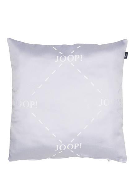 JOOP! Dekokissenhülle J!SHARP, Farbe: GRAU/ CREME/ HELLGRAU (Bild 1)