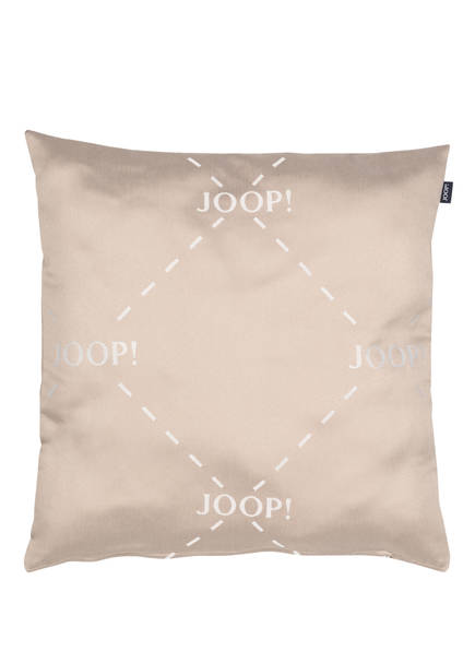 JOOP! Dekokissenhülle J!SHARP, Farbe: BEIGE/ CREME/ ROSÉ (Bild 1)