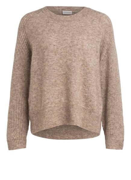 BY MALENE BIRGER Oversized-Pullover ANA, Farbe: BEIGE (Bild 1)