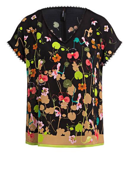 MARC CAIN Blusenshirt aus Seide , Farbe: 538 pea (Bild 1)