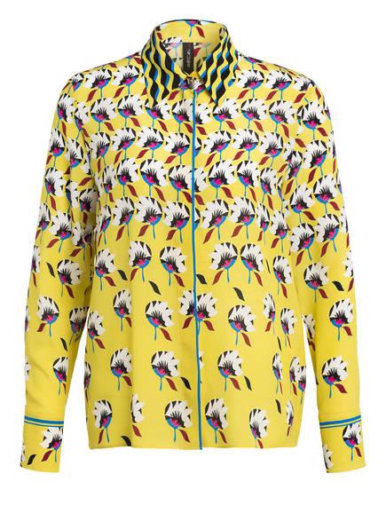 MARC CAIN Hemdbluse aus Seide, Farbe: 519 NEU (Bild 1)