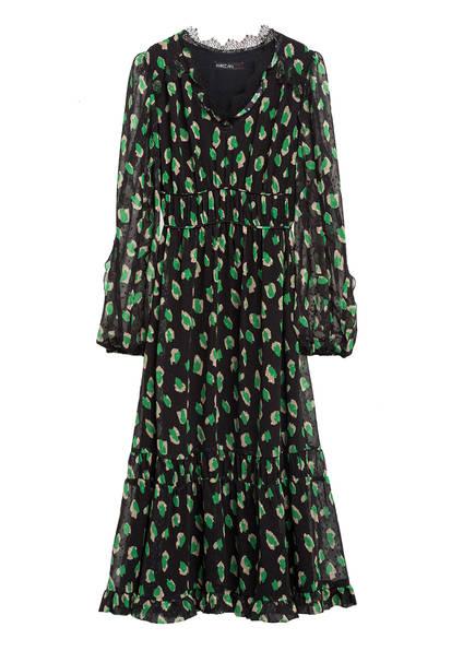 MARC CAIN Kleid mit Spitzenbesatz, Farbe: 561 woodruff (Bild 1)