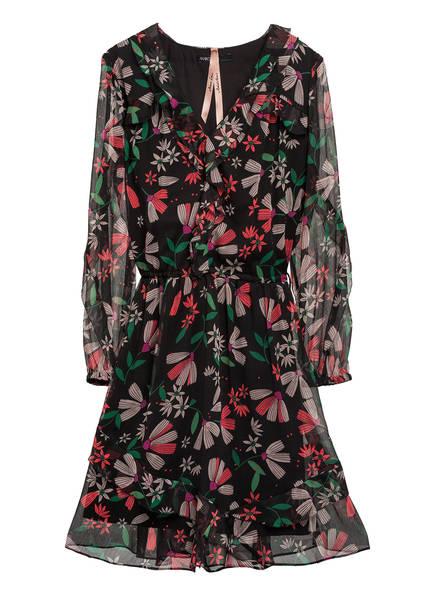 MARC CAIN Kleid mit Volants, Farbe: 240 azalea (Bild 1)