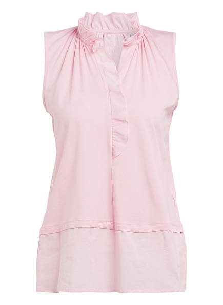 MARC CAIN Blusentop , Farbe: 218 PINK LADY (Bild 1)