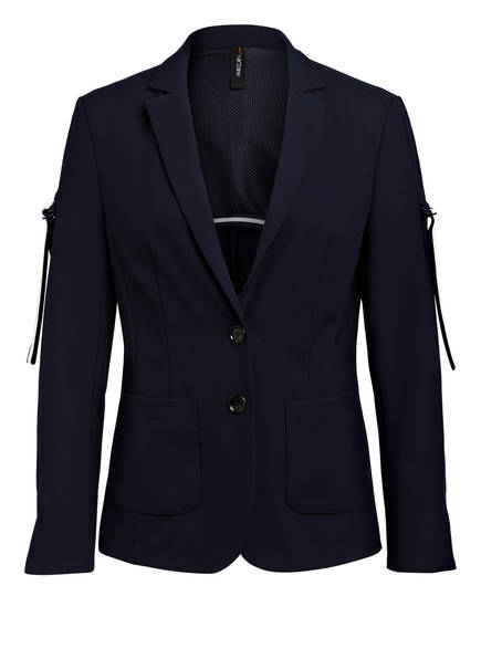 MARC CAIN Blazer, Farbe: 395 MIDNIGHT BLUE (Bild 1)