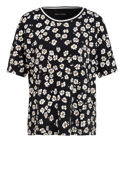 MARC CAIN T-Shirt, Farbe: 900 BLACK (Bild 1)